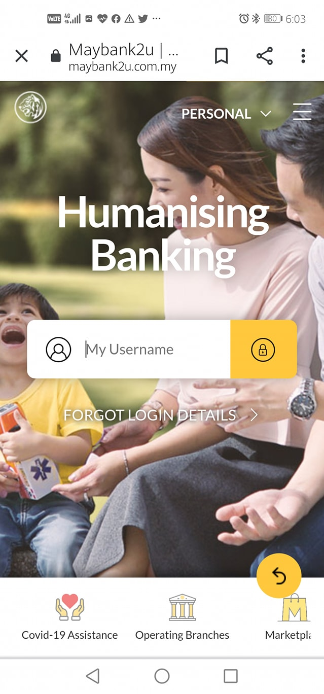 maybank scam